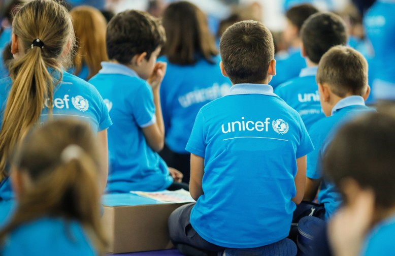 Contacter Unicef