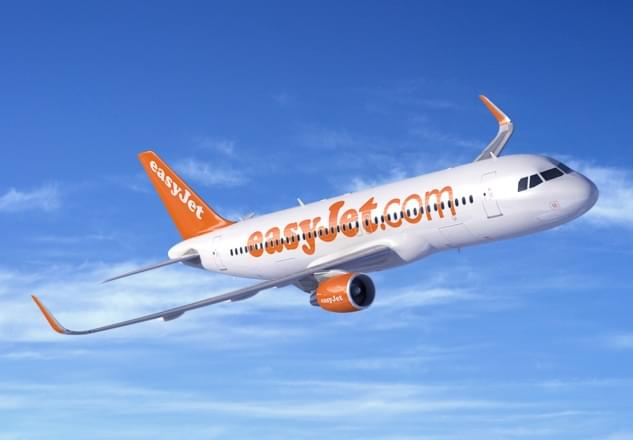 easyjet check in