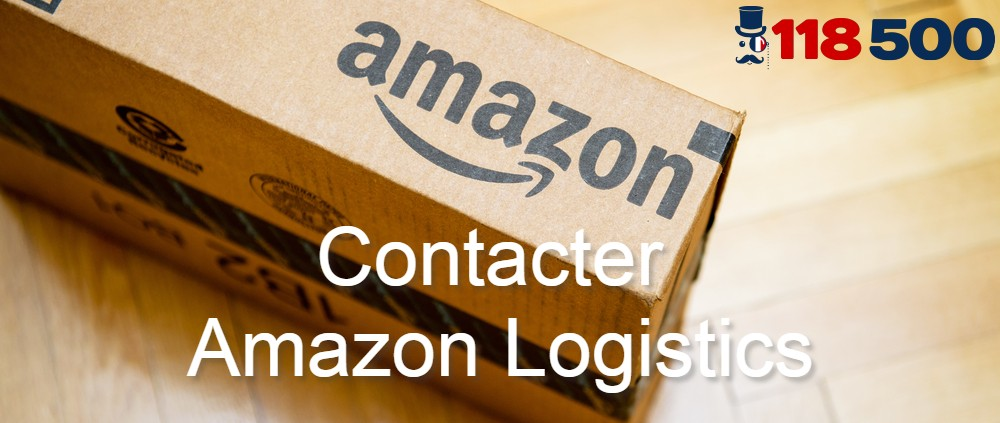Contacter Amazon logistics