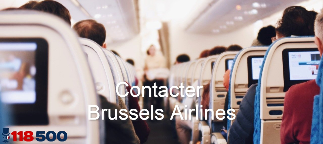 contacter brussels airlines