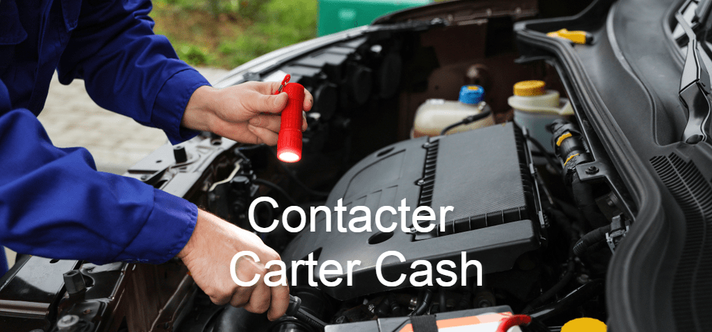 Contacter Carter Cash