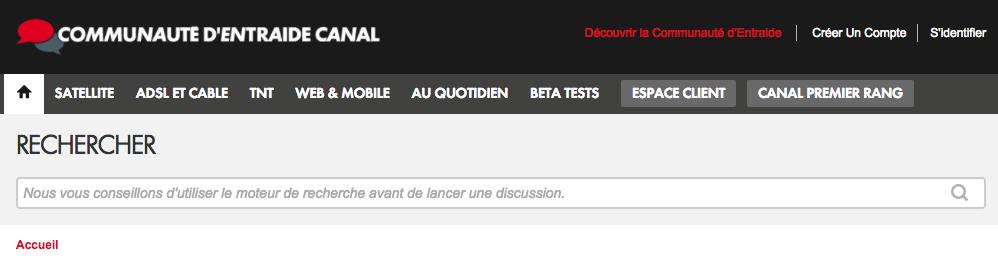 Contacter Service Client Canal Plus Ou Canal Sat Par Mail Ou