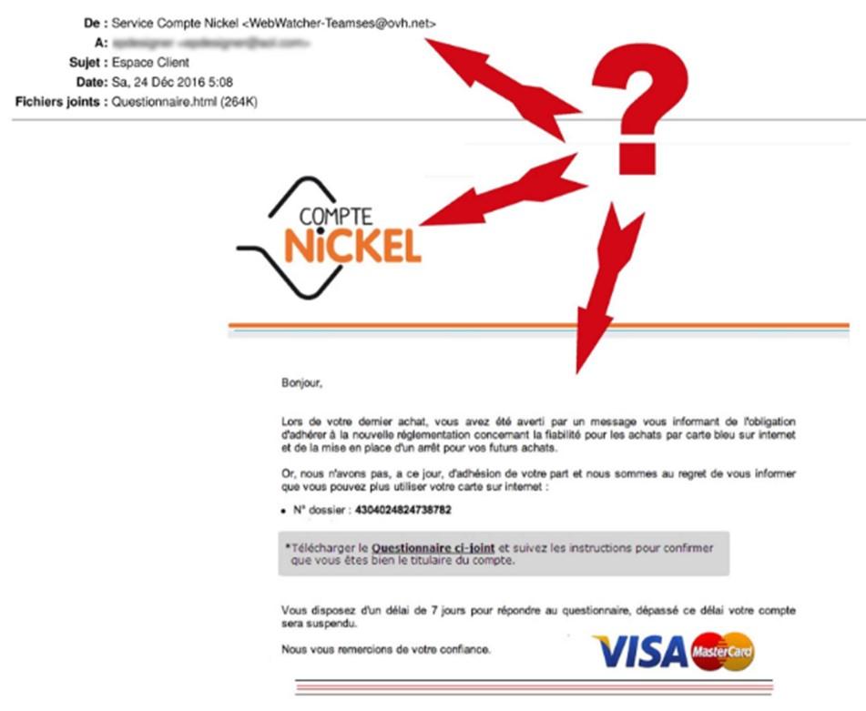 Contacter par téléphone le Service Client Nickel - 118500 edc49d931b5