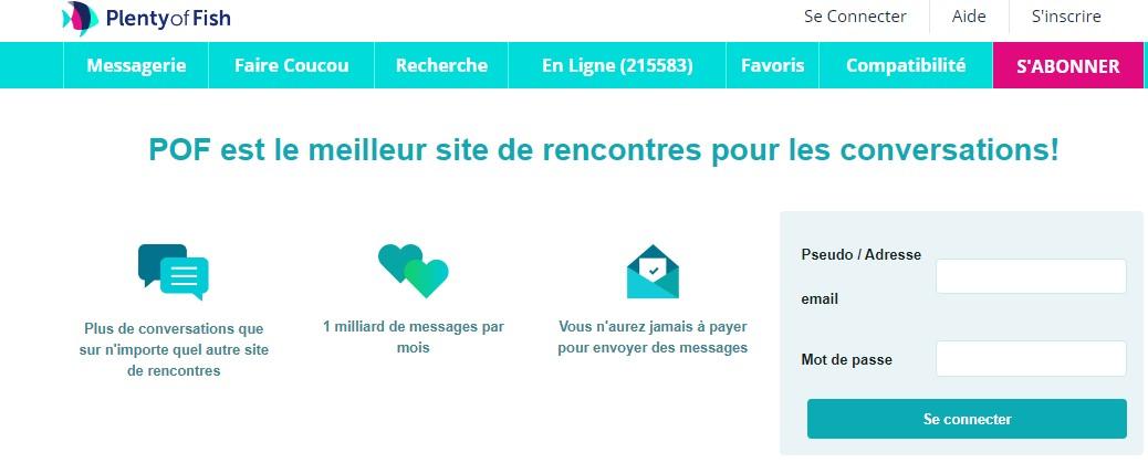 Site de rencontre pof.com