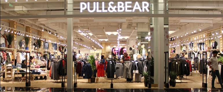 service client pull and bear