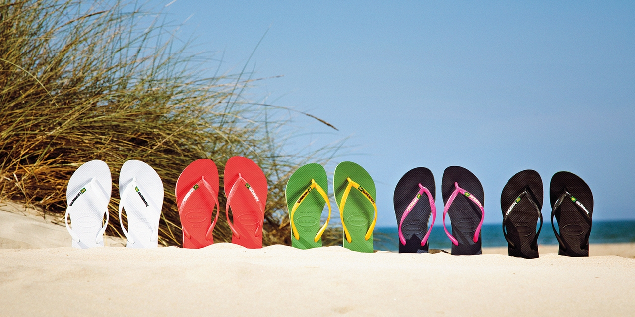 support Havaianas