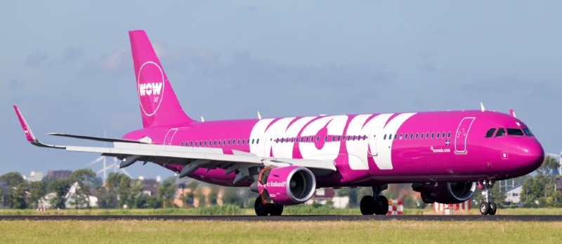 Contacter Wow Air